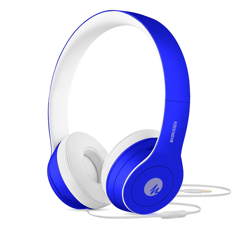 W1 HEADPHONES-W1 gloss blue