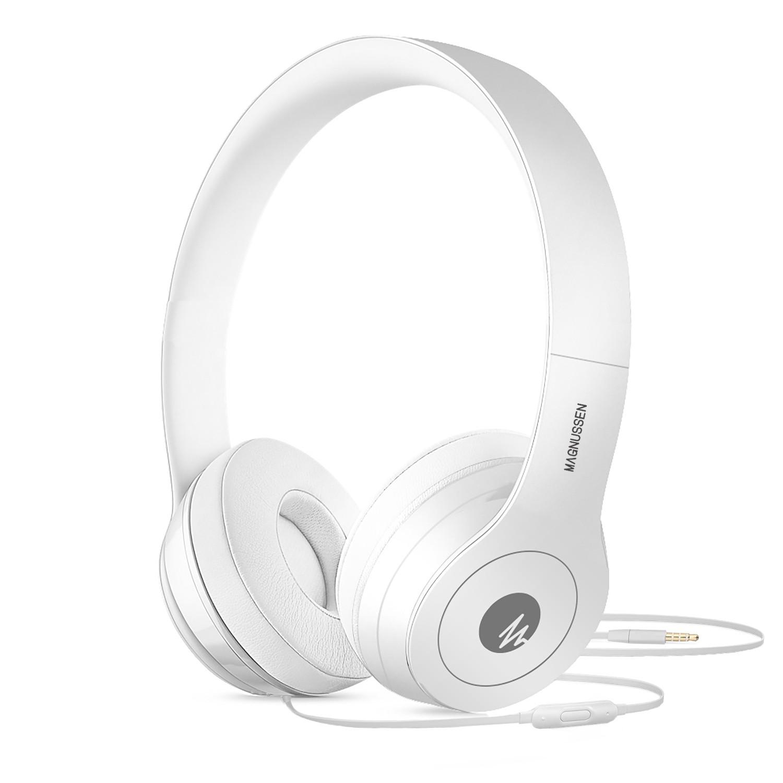 W1 HEADPHONES-W1 gloss white